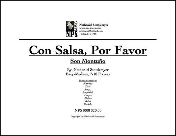Con Salsa, Por Favor