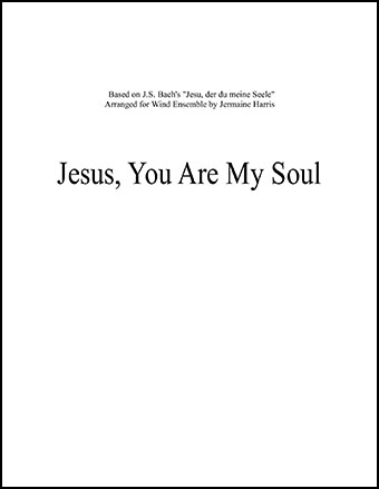 Jesus, You Are My Soul