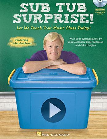 Sub Tub Surprise!