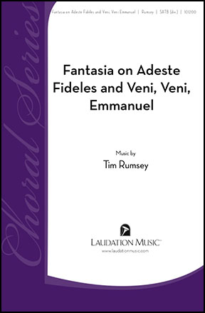 Fantasia on Adeste Fideles and Veni Veni Emmanuel