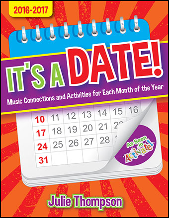 It's a Date! Music Connections for 2016-2017