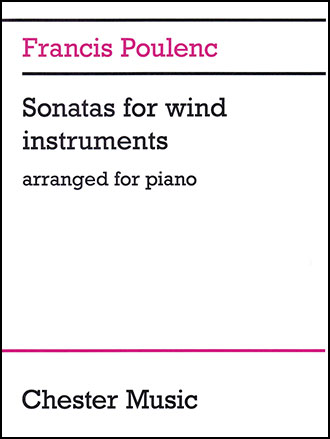 Sonatas for Wind Instruments