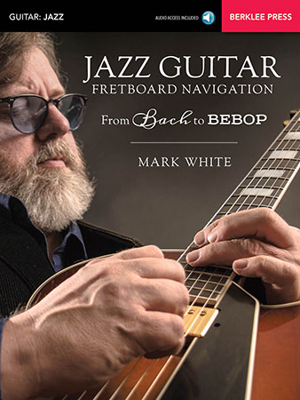 Jazz Guitar Fretboard Navigation