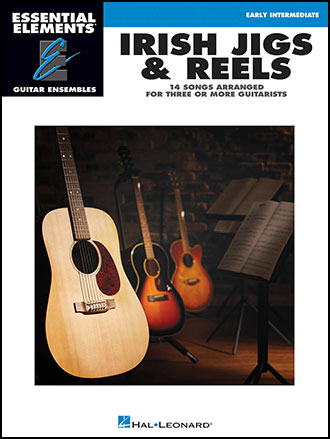 Essential Elements Irish Jigs and Reels