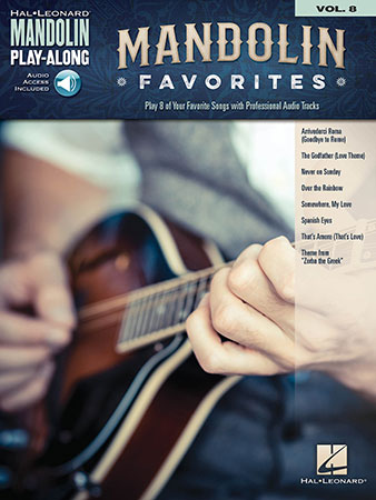 Mandolin Play-Along, Vol. 8 Mandolin Favorites