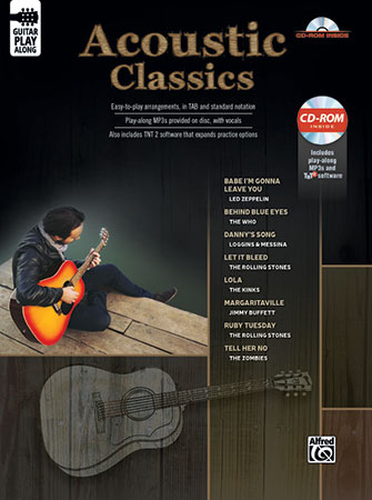 Acoustic Classics Guitar Play-Along