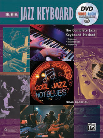The Complete Jazz Keyboard Method: Beginning Jazz Keyboard
