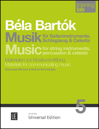Listening Lab #5: Bela Bartok Music for Strings, Percussion and Celesta