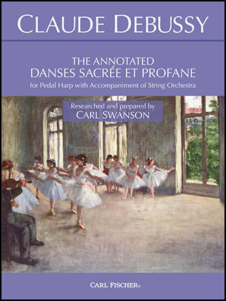 The Annotated Danses Sacree et Profane