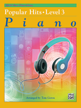 Alfred's Basic Piano Course Cover