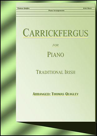 Carrickfergus (Piano)
