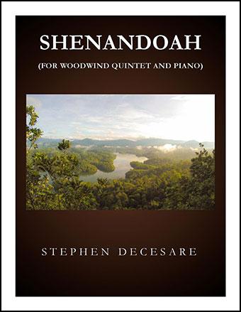 Shenandoah (for Woodwind Quintet)