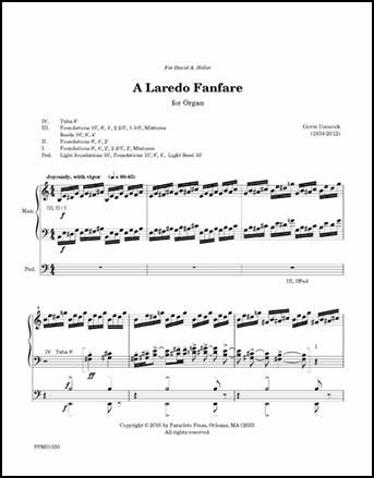 A Laredo Fanfare