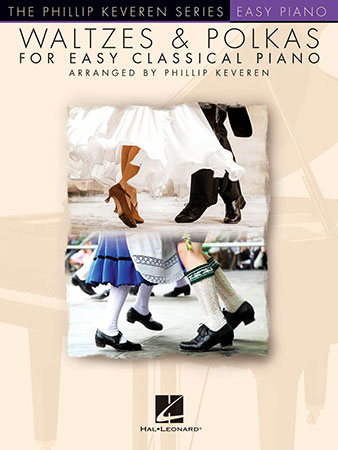Waltzes and Polkas for Easy Classical Piano