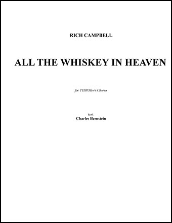 All The Whiskey In Heaven