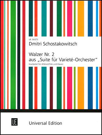 Walzer No. 2 aus Suite fur Variete-Orchester
