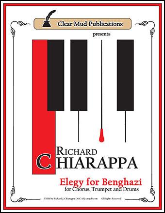 Elegy for Benghazi (for Chorus)