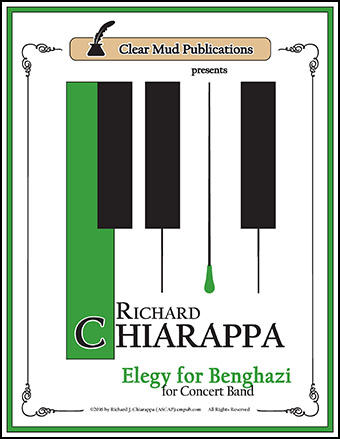 Elegy for Benghazi for Concert Band