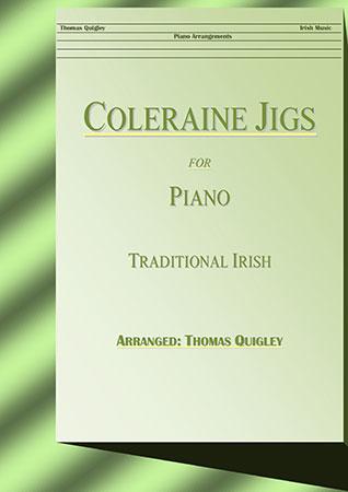 Coleraine Jigs (Piano)