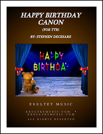 Happy Birthday Canon (for TTB)