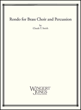 Rondo for Brass Choir and Percussion