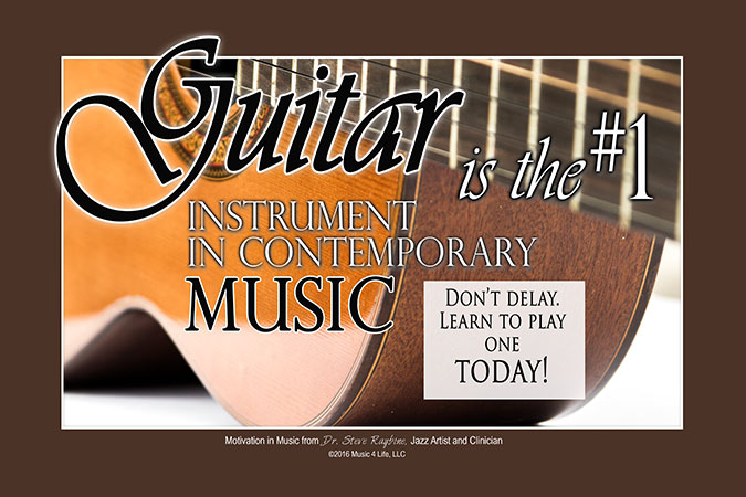 Guitar Contemporary Instrument
