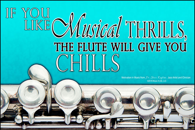 Flute Musical Thrills Cover