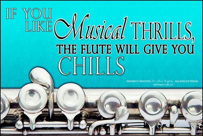 Flute Musical Thrills