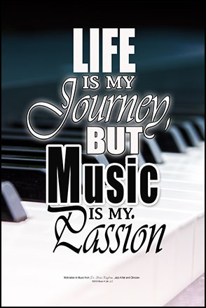 Music is my Passion Cover