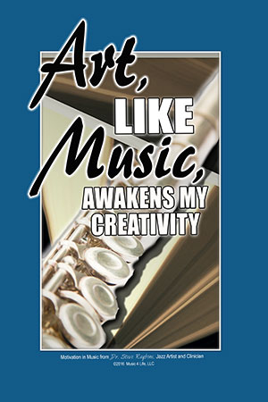 Music Awakens Creativity