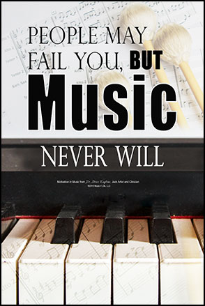 Music Never Fails Cover