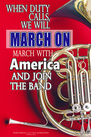 Join the Marching Band Cover