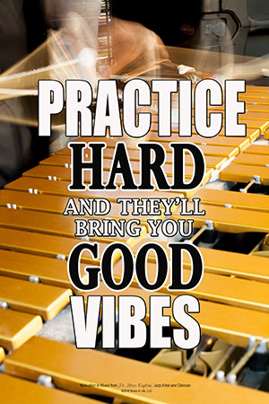 Practice Hard Cover