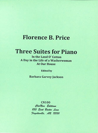 Three Suites for Piano