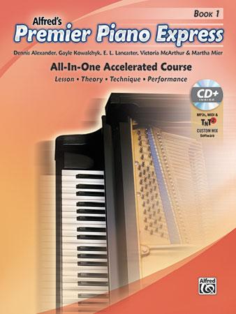 Premier Piano Express Vol. 1