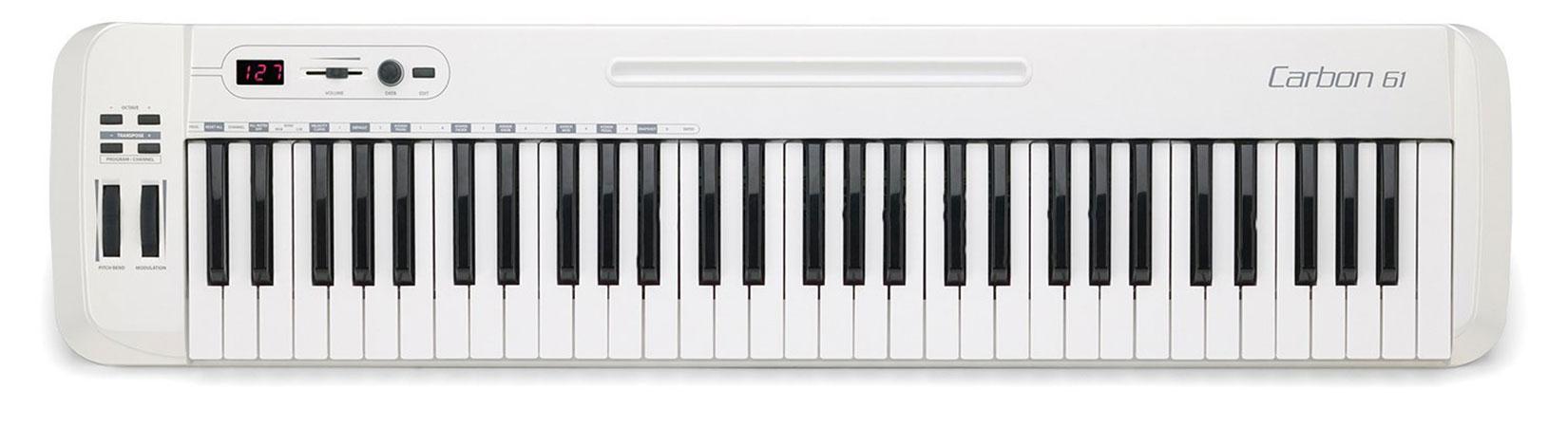 Carbon 61 USB MIDI Controller