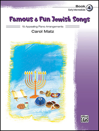 Famous and Fun Jewish Songs Vol. 4