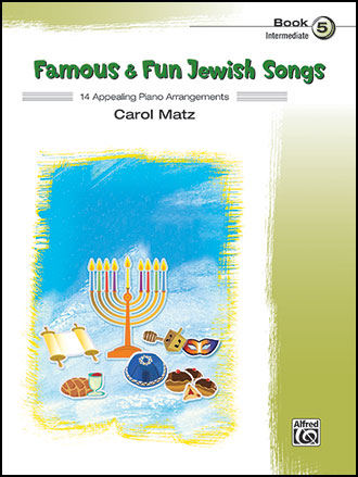 Famous and Fun Jewish Songs Vol. 5
