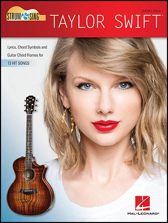 Taylor Swift Strum and Sing