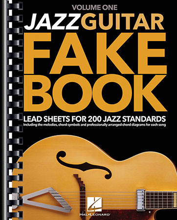 Jazz Guitar Fake Book, Vol. 1