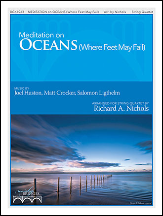 Meditation on Oceans (Where Feet May Fail)