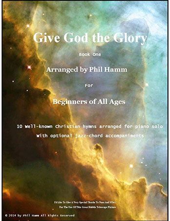 Give God the Glory - Book One