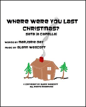 Where Were You Last Christmas?