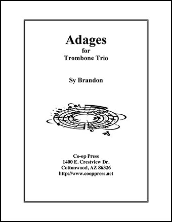 Adages for Trombone Trio Thumbnail