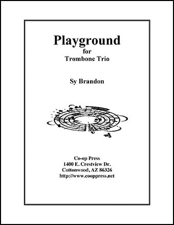 Playground for Trombone Trio