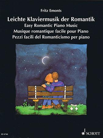 Easy Romantic Piano Music #1