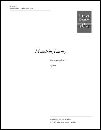 Mountain Journey- Parts