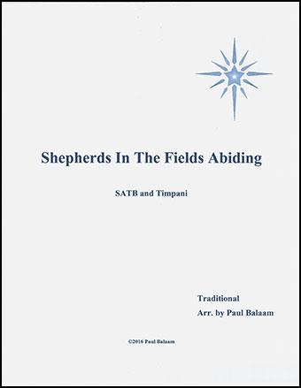 Shepherds In The Fields Abiding