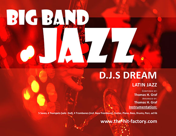 D.J.'s Dream - Big Band