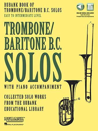 Rubank Book of Trombone/Baritone B.C. Solos